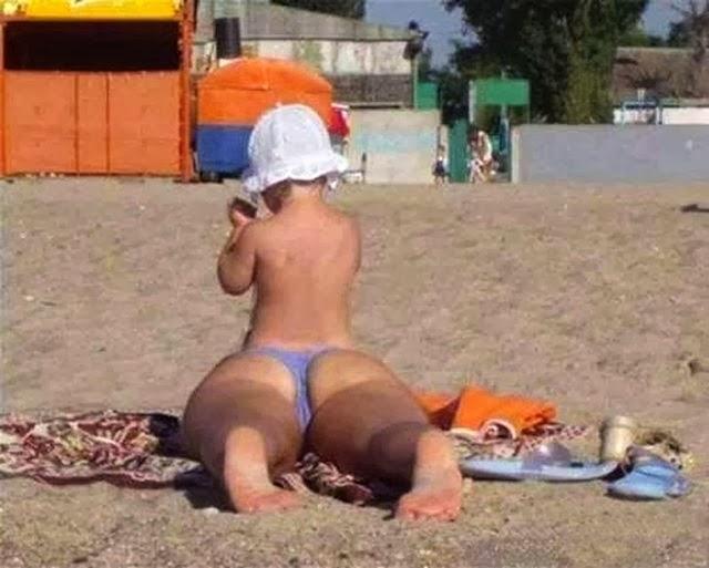 Humor: Imágenes que requieren una segunda mirada.