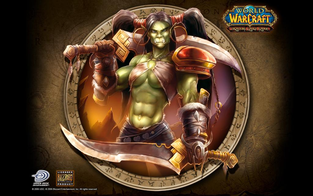 World of Warcraft HD & Widescreen Wallpaper 0.577303924788342