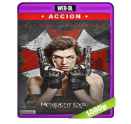 Resident Evil: Capitulo Final (2017) Web-DL 1080p Audio Dual Latino/Ingles 5.1