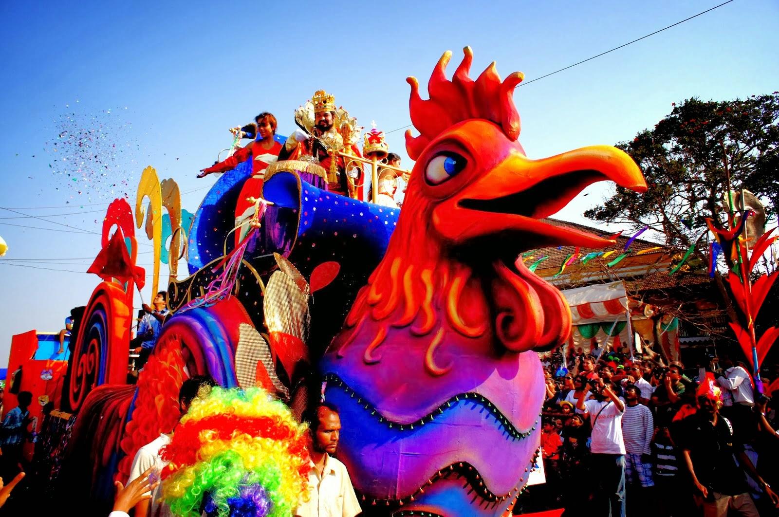 carnival-goa