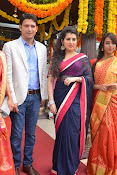 Archana Launches Srinivasa Textiles Photos-thumbnail-8