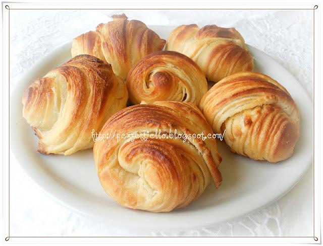 Croissants rustici