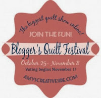 Blogger's Quilt Festival Fall 2013 button