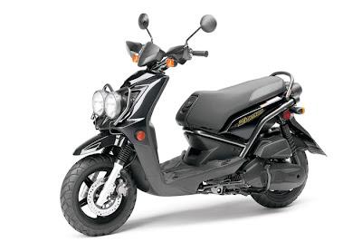 2012 Yamaha Zuma 125 Photo 2