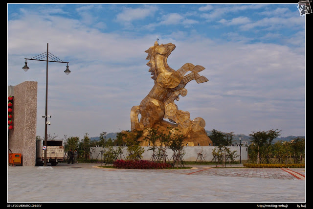 2014-12-20南投市祖祠大橋旁-921地震紀念公園