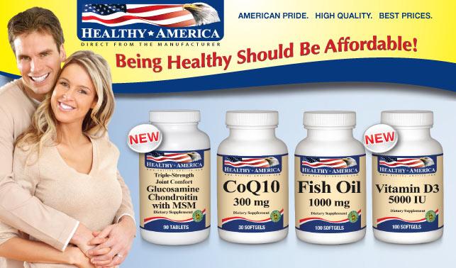 HEALHTY AMERICA