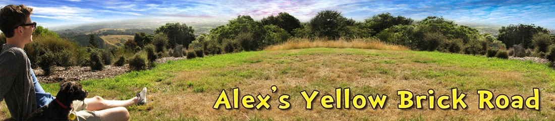 Alex's Yellow Brick Road