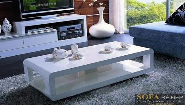 Bàn sofa gỗ BS004