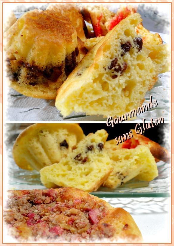 Essai MIX Brioche sans gluten VALPIFORM