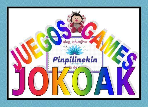 JOKOAK - JUEGOS - GAMES
