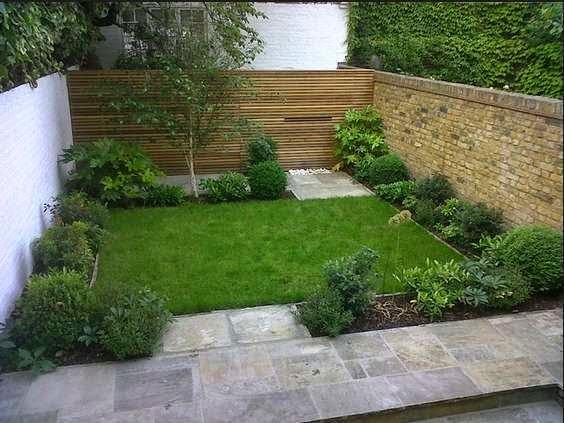desain taman rumah minimalis 5