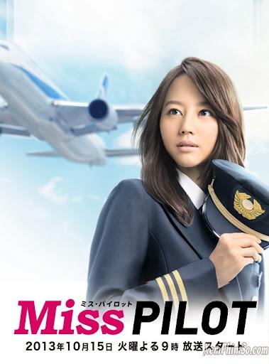 Nữ Phi Công - Nhật Bản Miss Pilot
