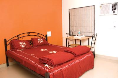 karjat heritage hotel room