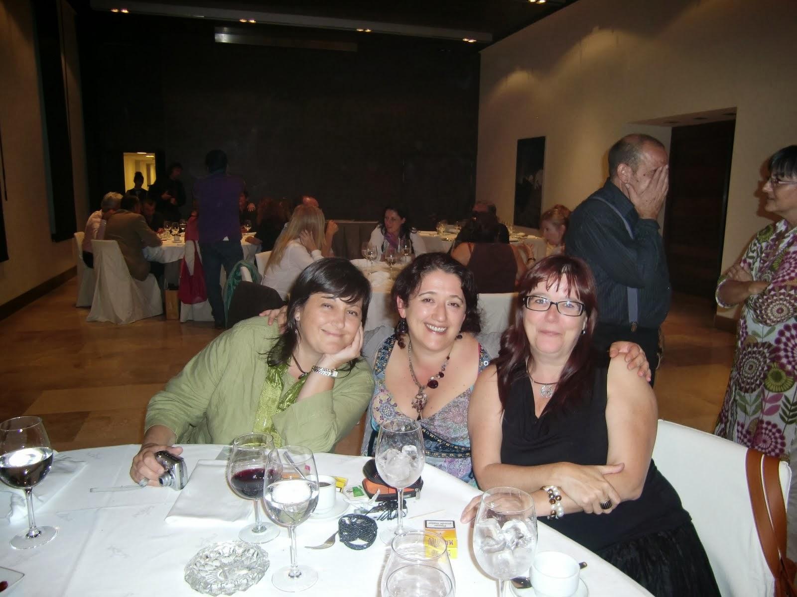 Con mis trillis: Laura Caro y Amelia Díaz en Alcalá
