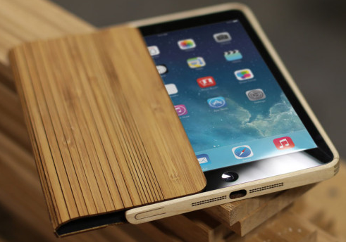 Grove Wood Smart Homes Case for iPad Air and Mini