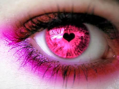 Cuando los ojos llegan a ver algo que no vieron