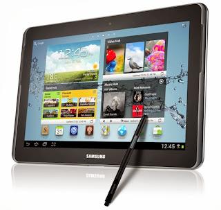 Como es el Samsung Galaxy Note 10.1