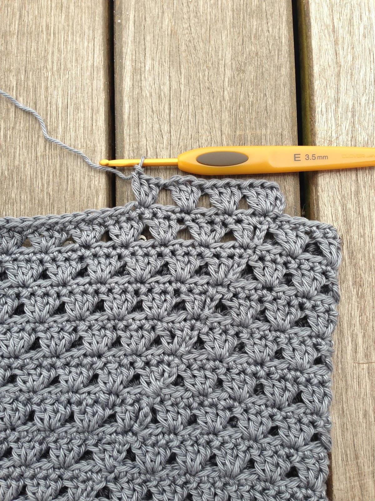 Crochet stuff - Magazine cover