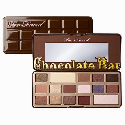make up chocolate bar