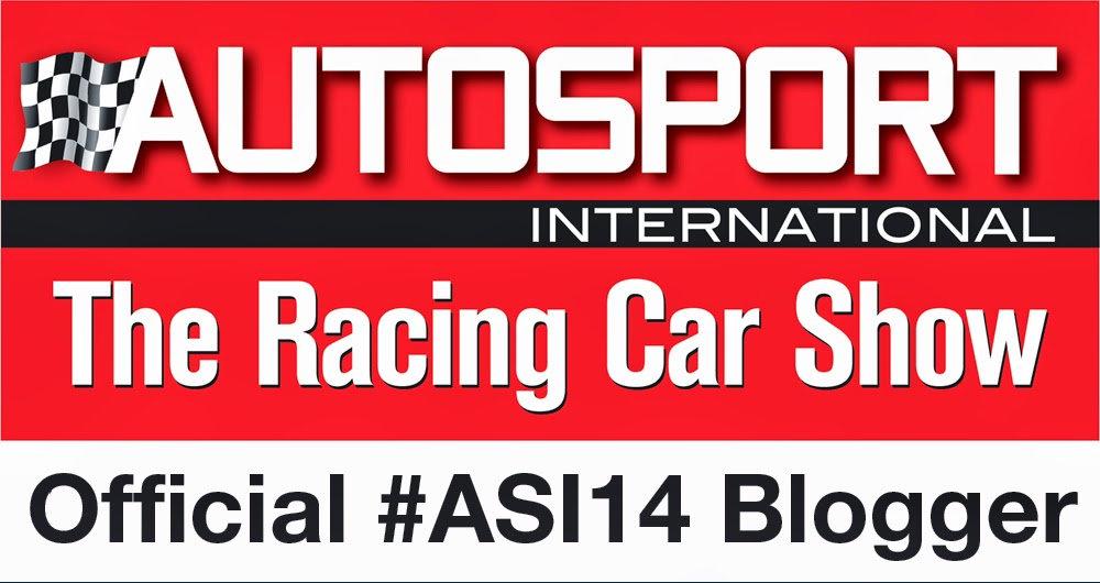 Official Autosport International 2014 Blogger