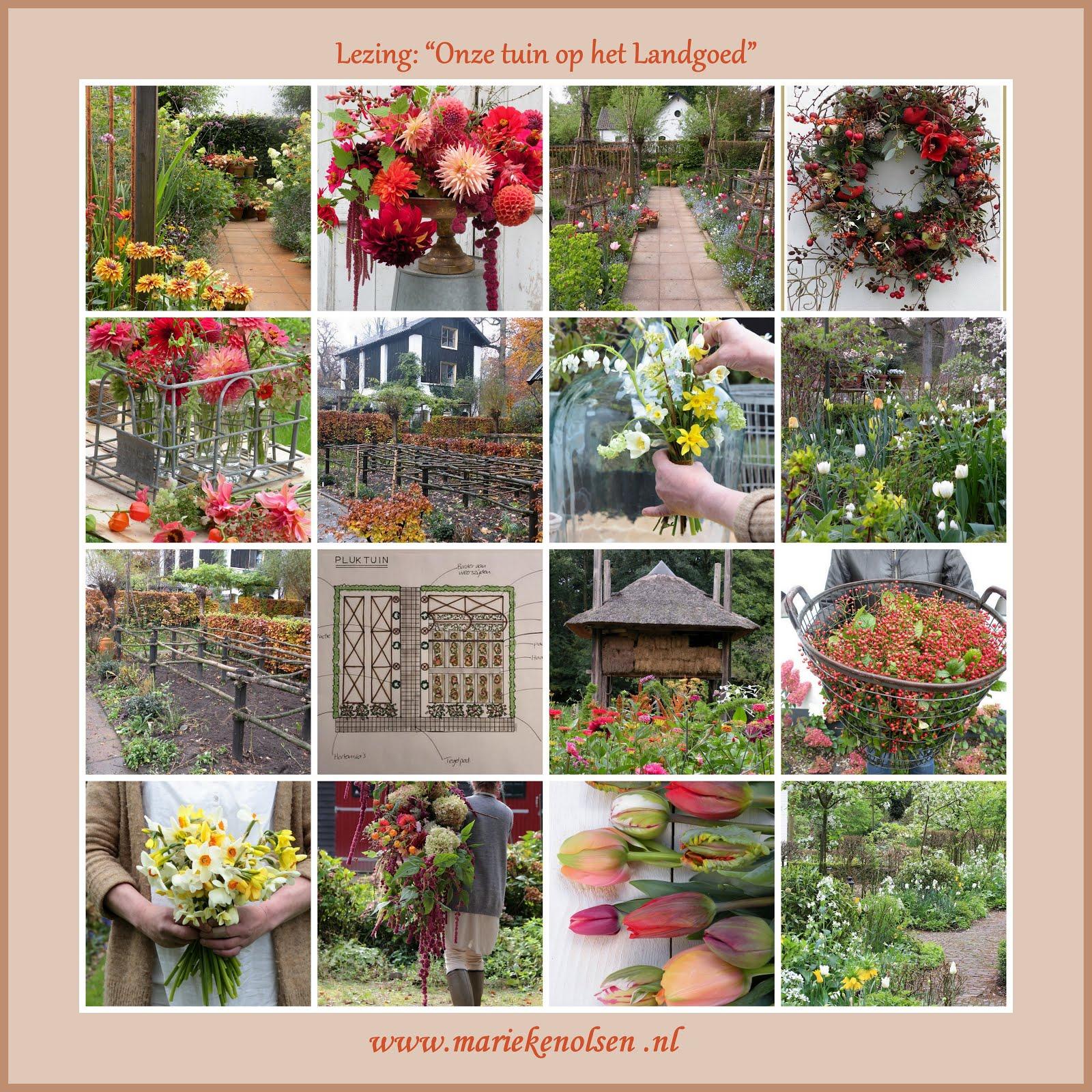 Lezing: Onze tuin op het Landgoed