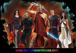 Halloween costumes online