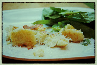 """ricotta and chive gnocchi (adapted from """"the food52 cookbook"""" - a ..."""