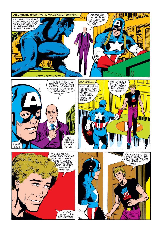 Captain America (1968) Issue #259 #174 - English 21