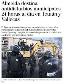 #LoquehacefaltafaltaenTetuán son.... no antidistrubios