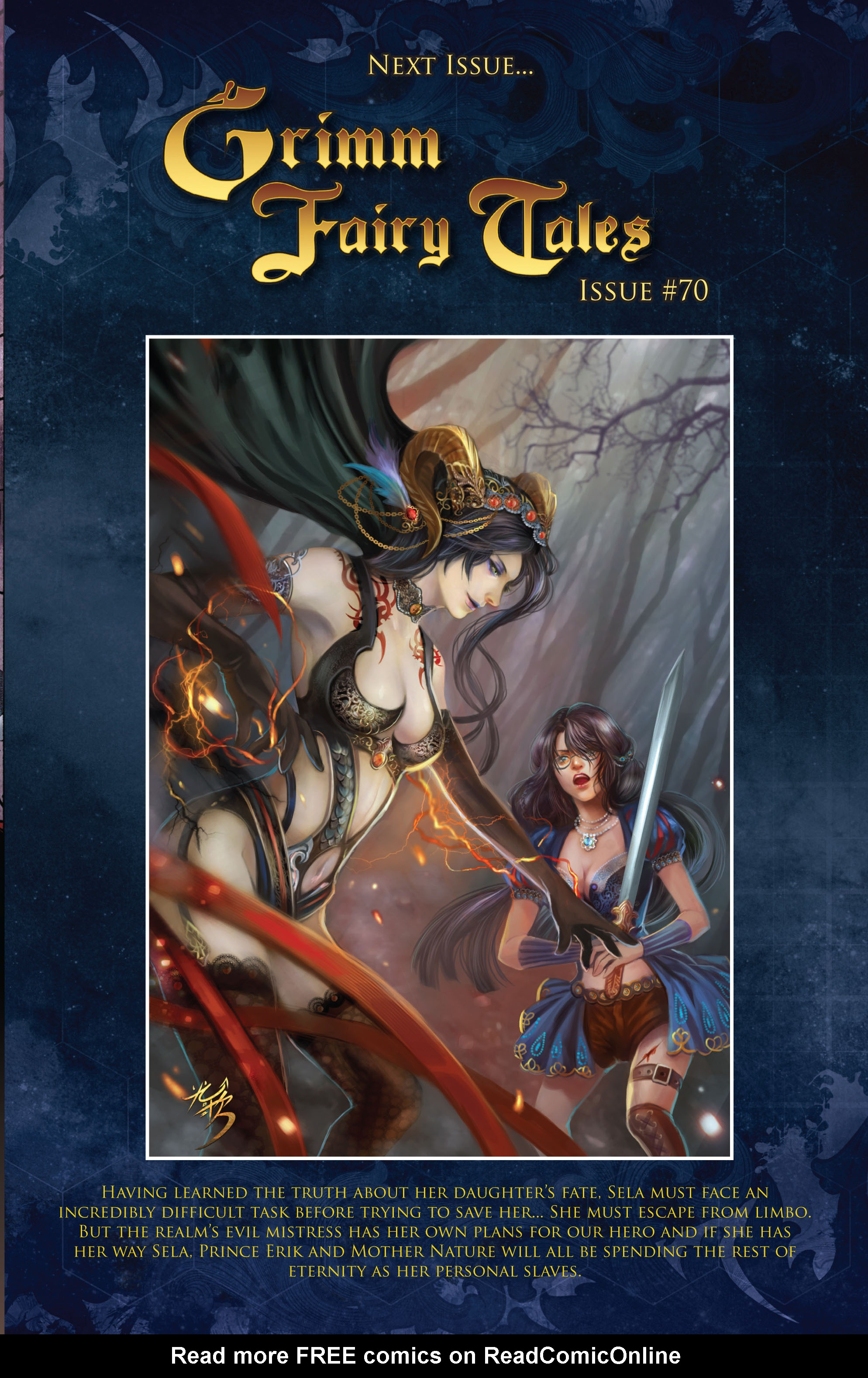 Grimm Fairy Tales (2005) Issue #69 #72 - English 24