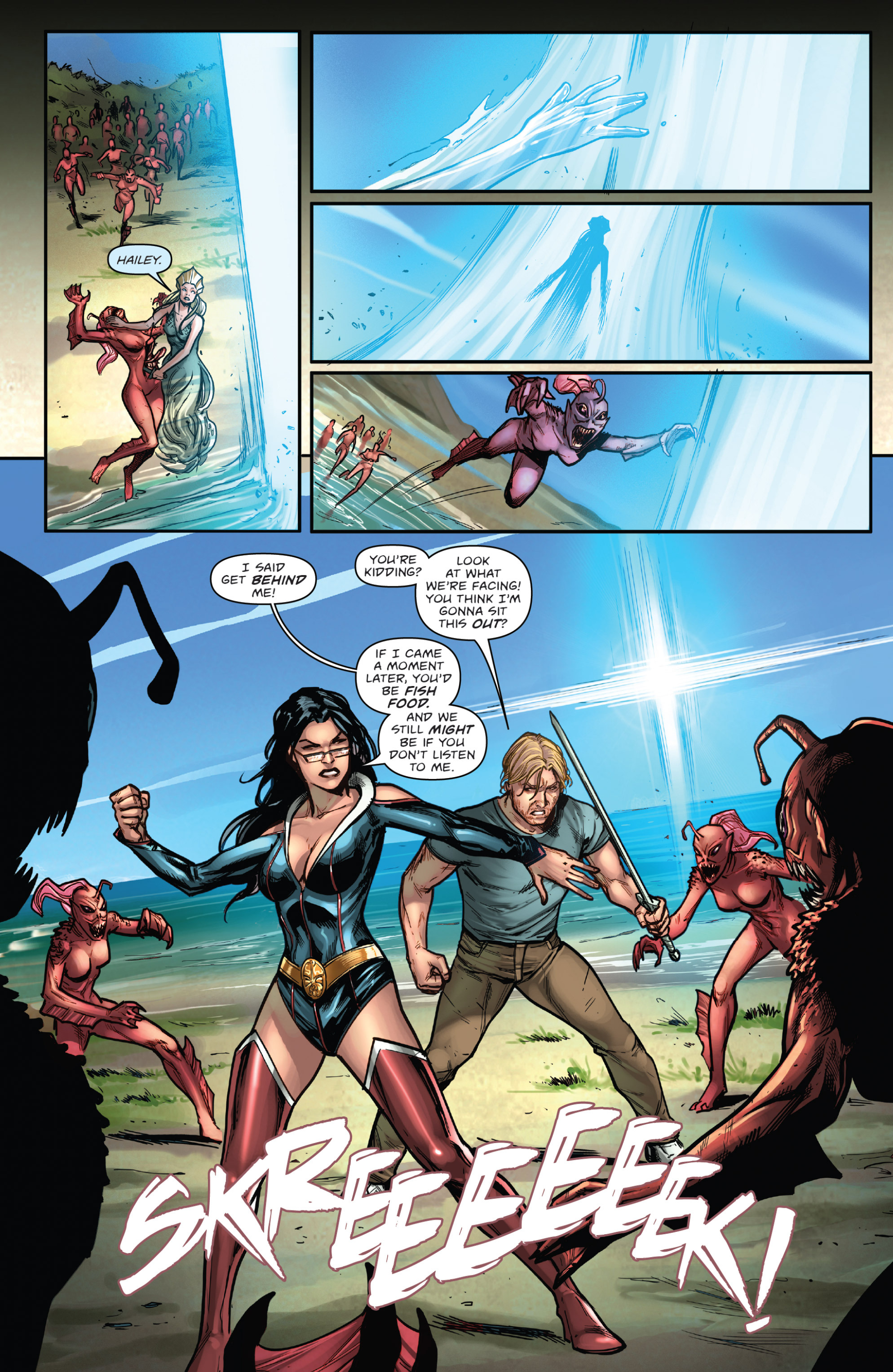 Grimm Fairy Tales (2005) Issue #105 #108 - English 7