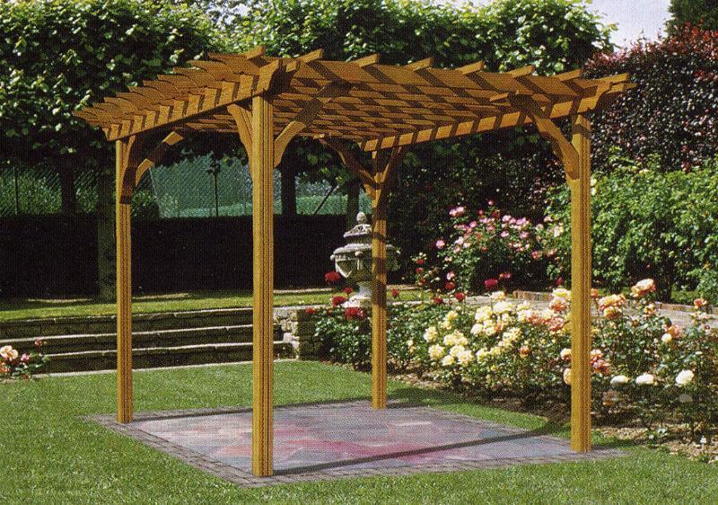 modern pergola plans and design - Arbor Design Ideas