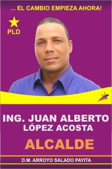 Ing. Juan Alberto López Acosta