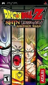 Dragon Ball Z - Shin Budokai - Another Road - PSP - ISO Download