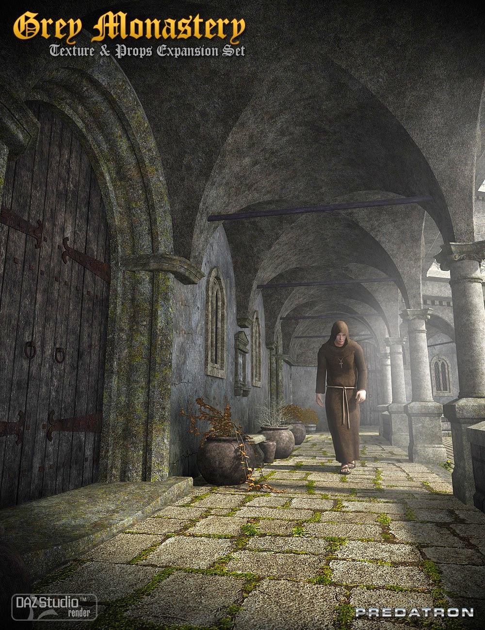 Monastère Gris