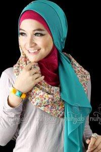 Nuhijab TS3 - Cream Tosca (Toko Jilbab dan Busana Muslimah Terbaru)