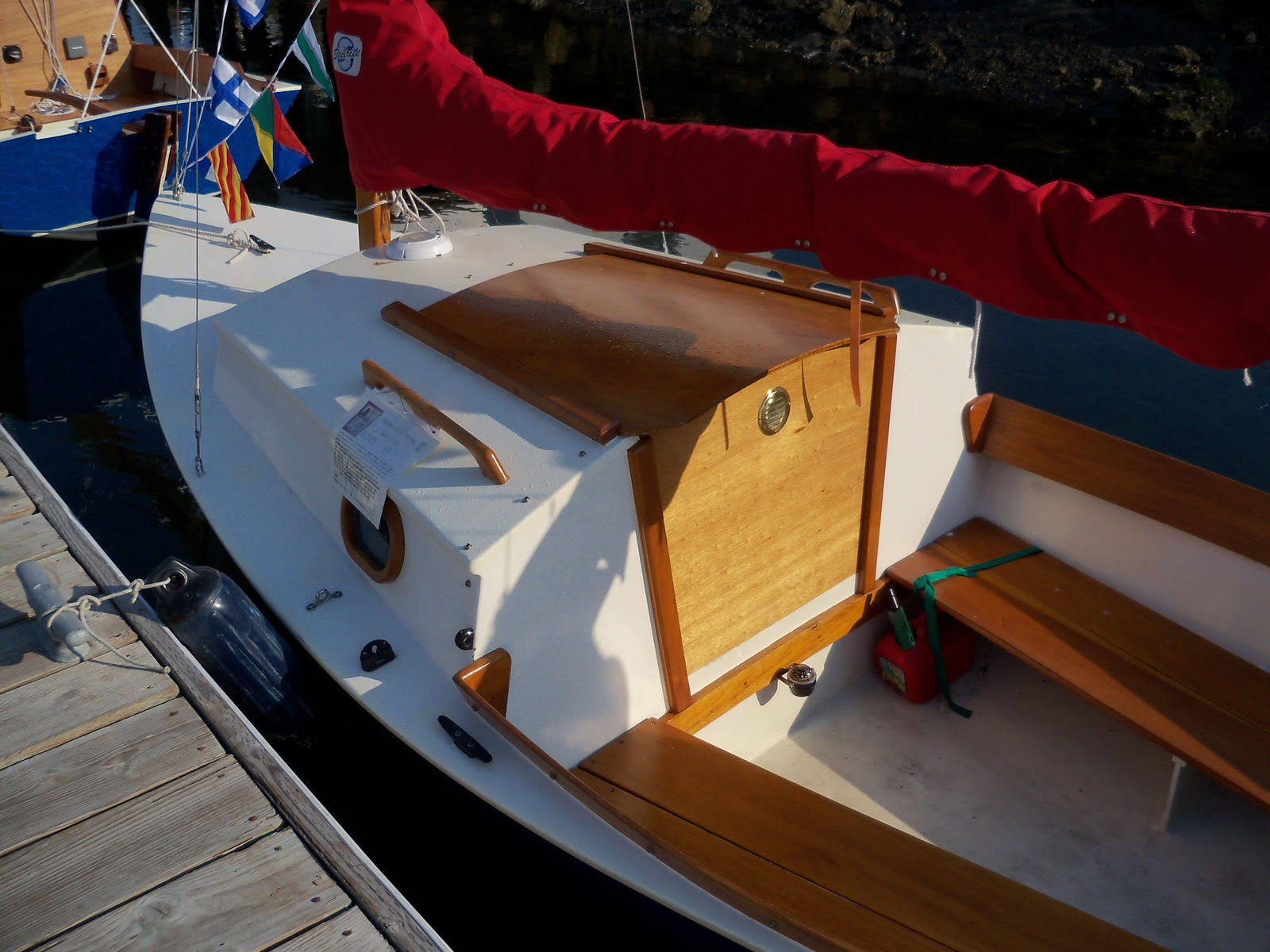 Joel's Navigator Site: Port Townsend Wooden Boat Festival - Part Four