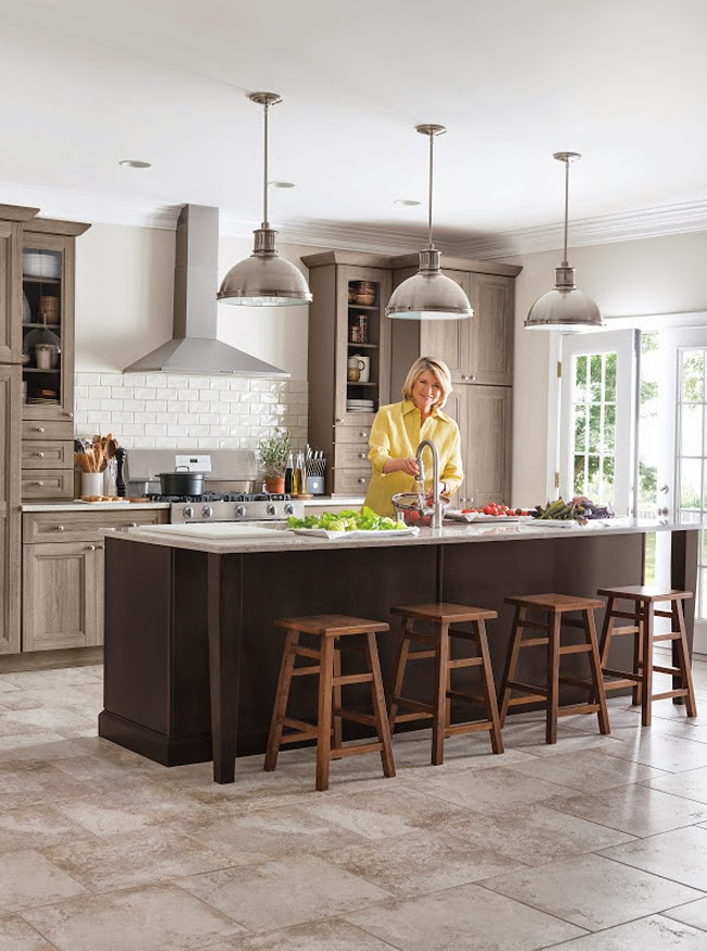 MARTHA MOMENTS: Martha\'s New Kitchen Products at The Home Depot