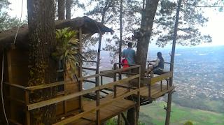 Foto Wisata Omah Kayu