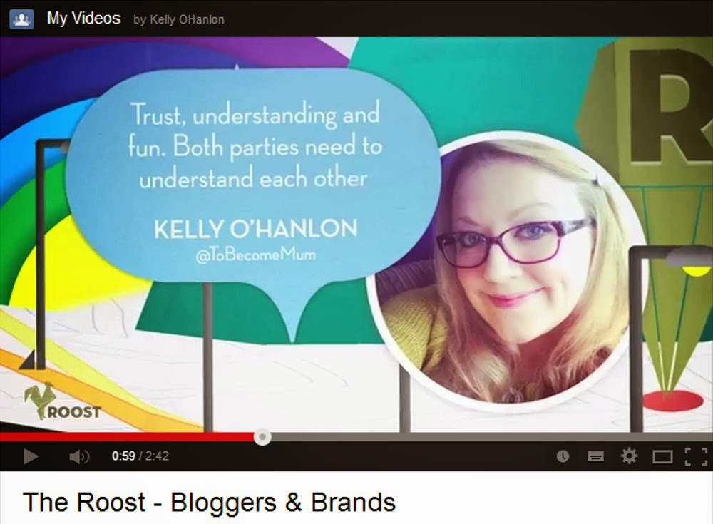 The relationship between bloggers & brands