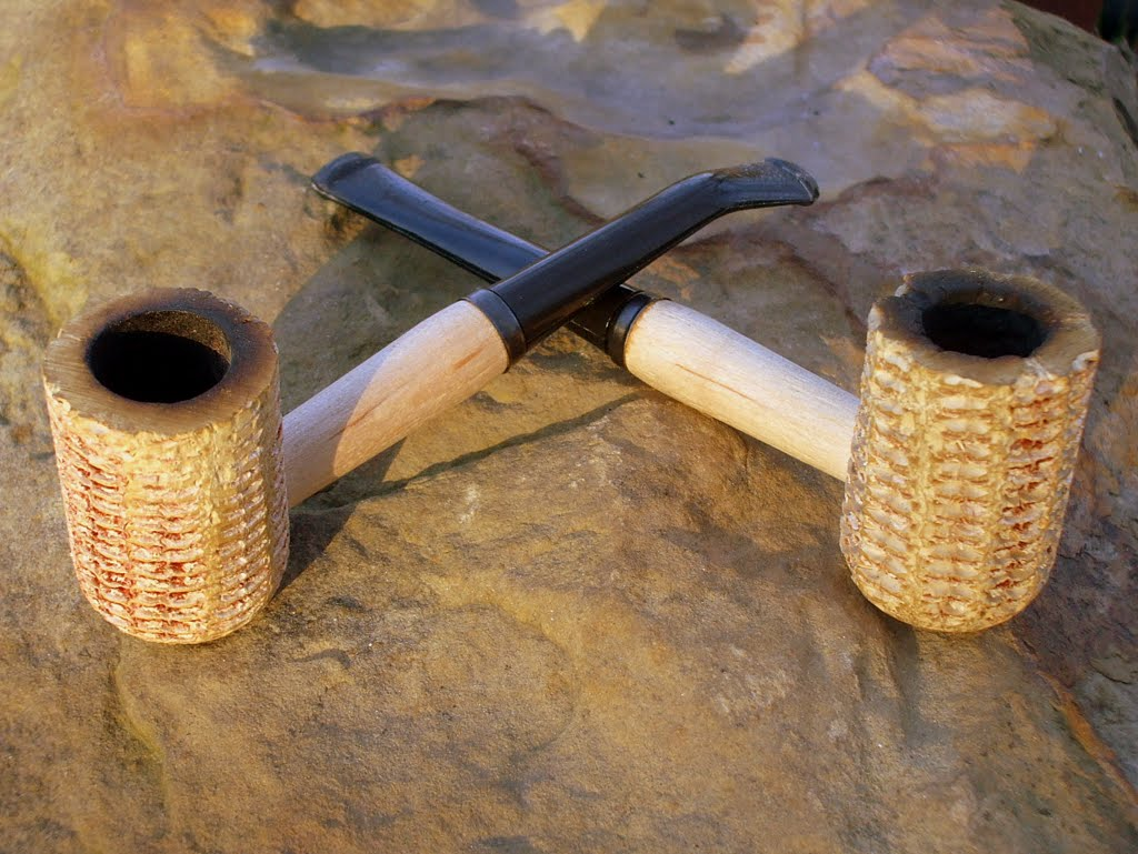 Corn Cob Pipe Corn cob pipes