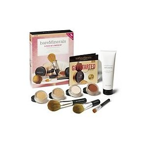 Back to school makeup mineral foundation