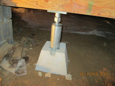 Basement Floor Jack
