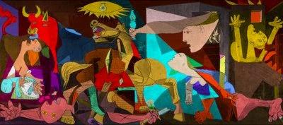 La Guernica - Pablo Picasso