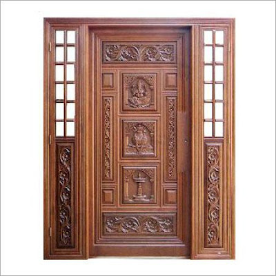 Blackswaan house home stair door window living room for Traditional wooden door design ideas