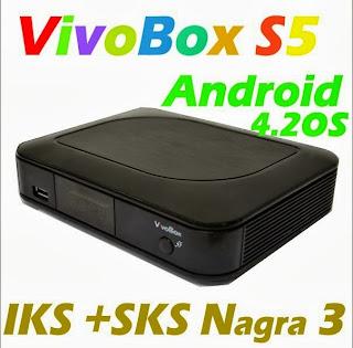 Vivobox s5