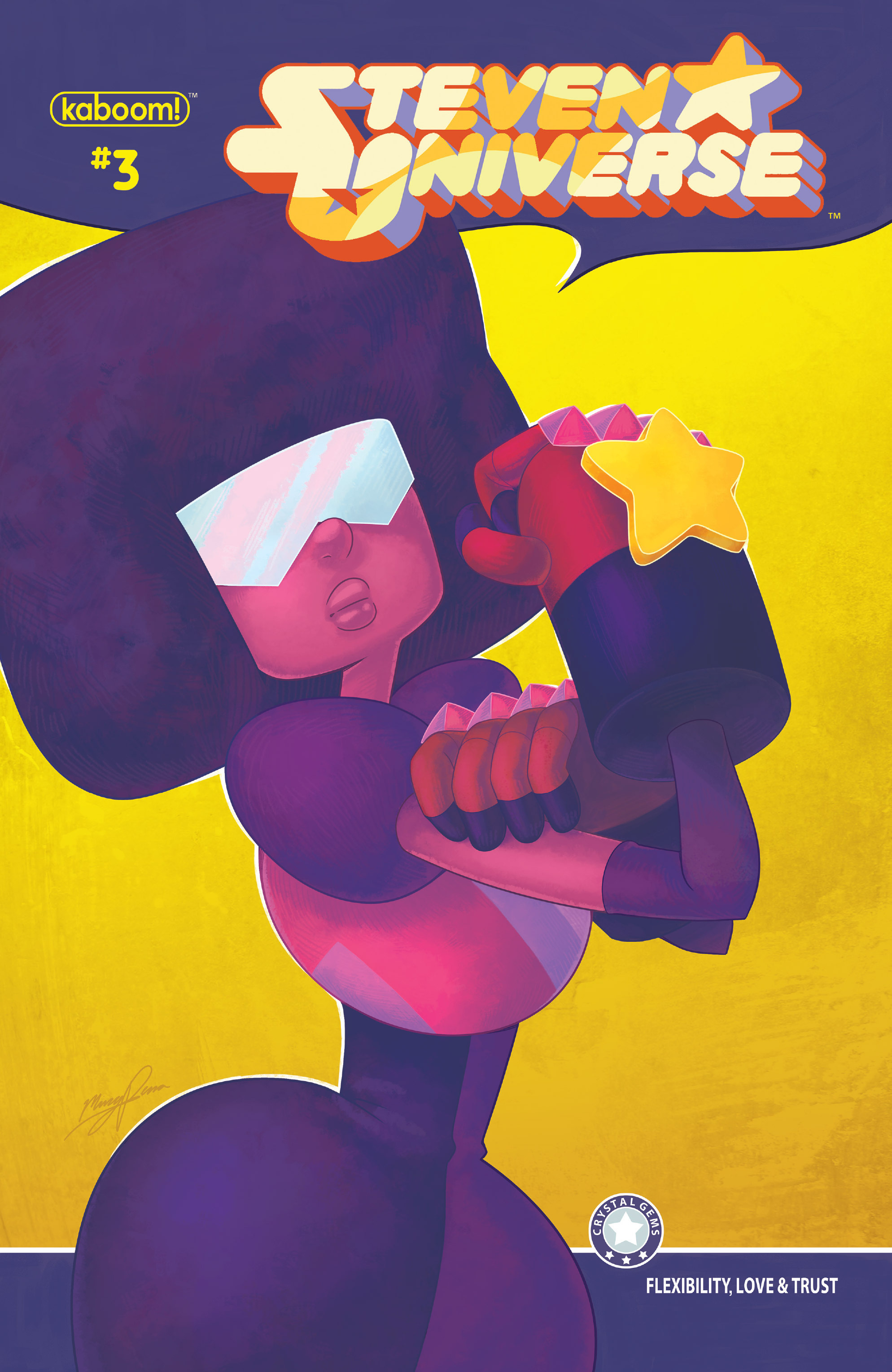 Steven Universe Ongoing 3 Page 1