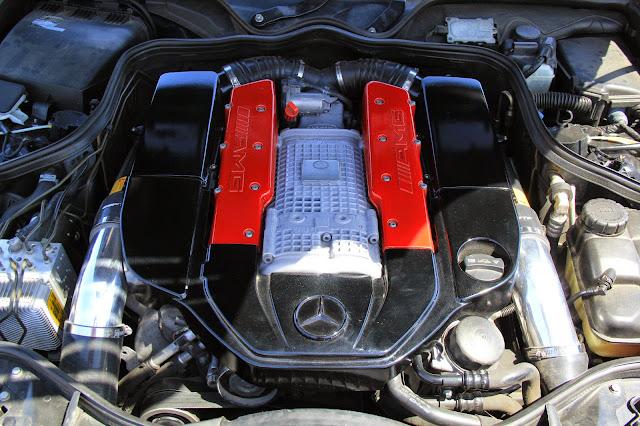 Mercedes Benz W211 E55 Amg Renntech Shadowline Benztuning
