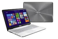 Notebook ASUS X550ZE Terjangkau Dengan Prosesor 12 Core