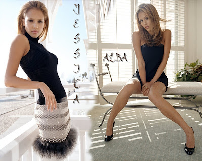 Jessica Alba 2011 Wallpapers
